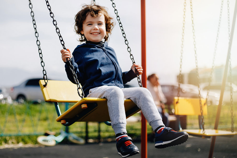 funny-cute-happy-baby-playing-playground