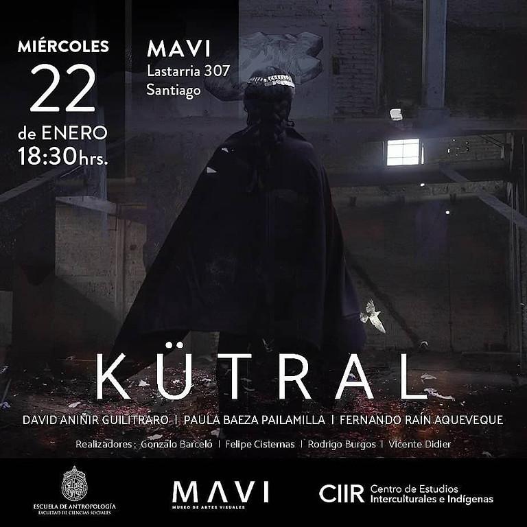 Lanzamiento documental Kütral