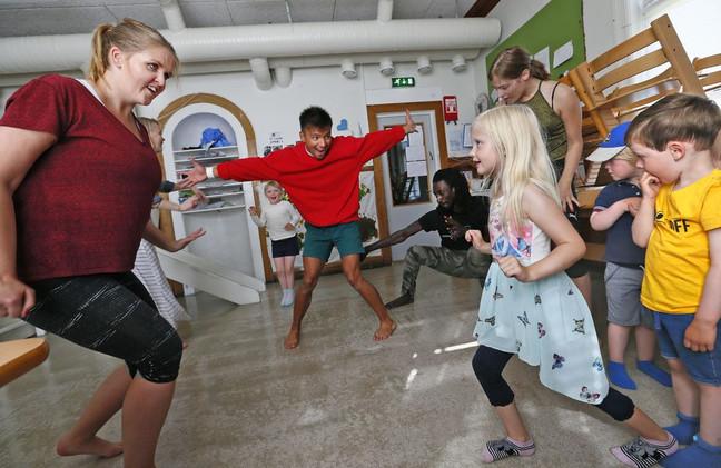 Reportasje | Den Dansende Kroppen i Kråkeslottet