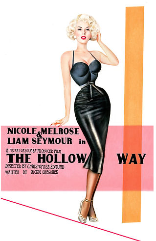 Nicole Melrose Hollow Way Poster Draft 1