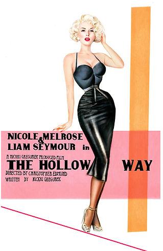 Nicole Melrose Hollow Way Poster Draft 1