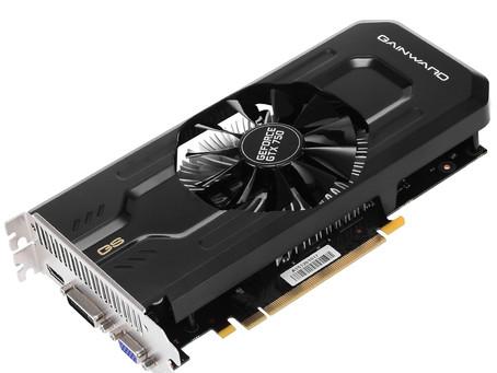 디앤디컴, Gainward Geforce 그래픽카드 GTX750 OC 출시