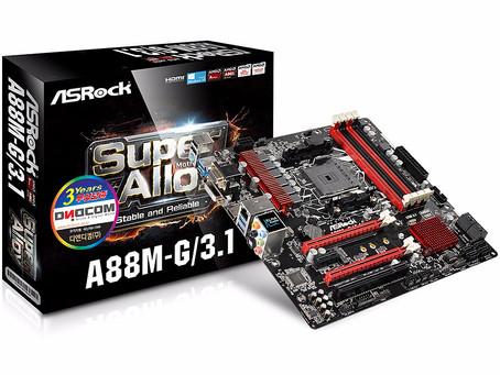 디앤디컴, AMD FM2+ 최초 USB 3.1 탑재 ASRock A88M-G 3.1 출시