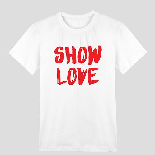 Show Love T Shirt