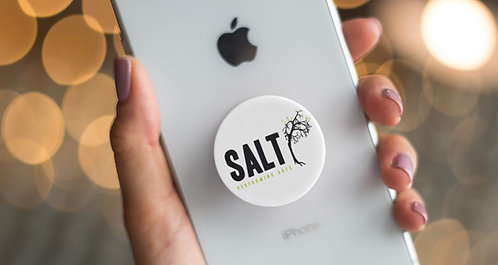 SALT Pop Socket Phone Stand/Grip