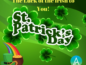 Luck of the Irish to You!