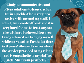 Pet Sitting businesses love us!