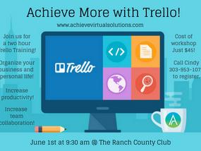 Trello Training!