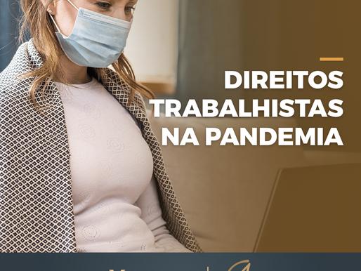 DIREITOS TRABALHISTAS NA PANDEMIA