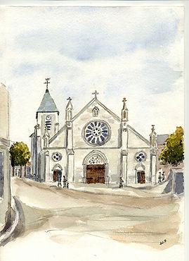 Ancienne église de Dampmart