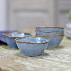 Capri blue mini bowl