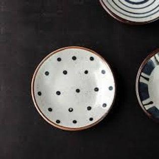 Dotty small plate