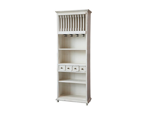Dresser with Plate Rack