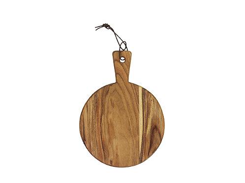 Round tapas board