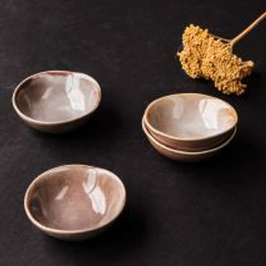 Earth dipping bowl