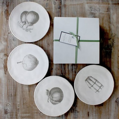 Vegetable Platter & Side Plates