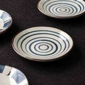Circle small plate