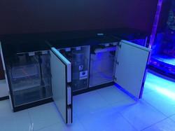 Equipment Cabinet Installed