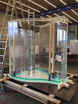 acrylic aquarium manufacturing