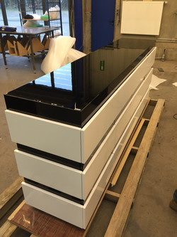 equipment cabinet in manufacturing