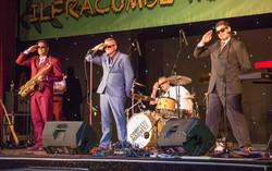 lfracombe Hol Park - North Devon Dub Fest - Ilfracombe