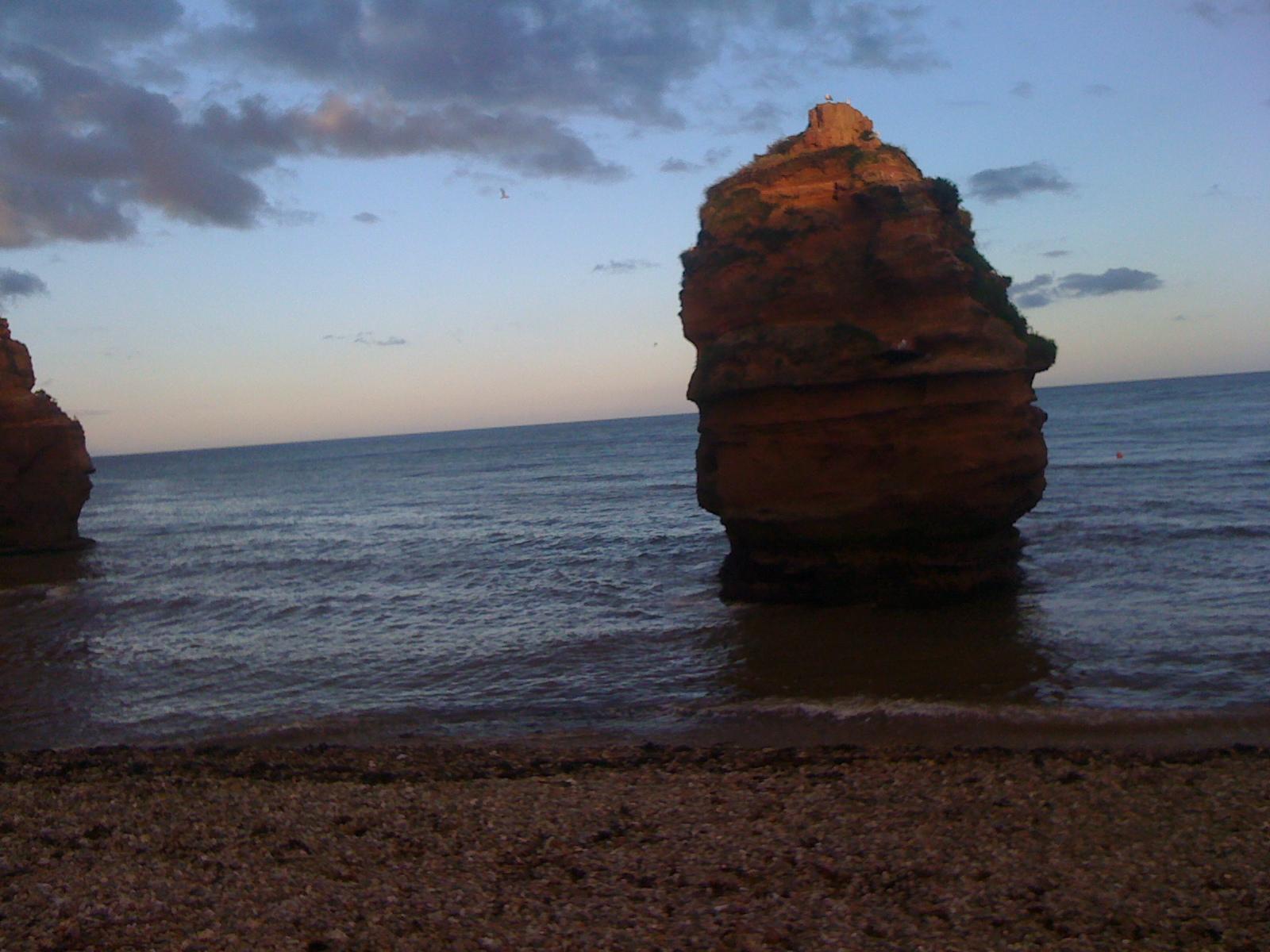 Ladram Bay