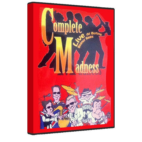 Complete Madness LIVE AT BUTLINS
