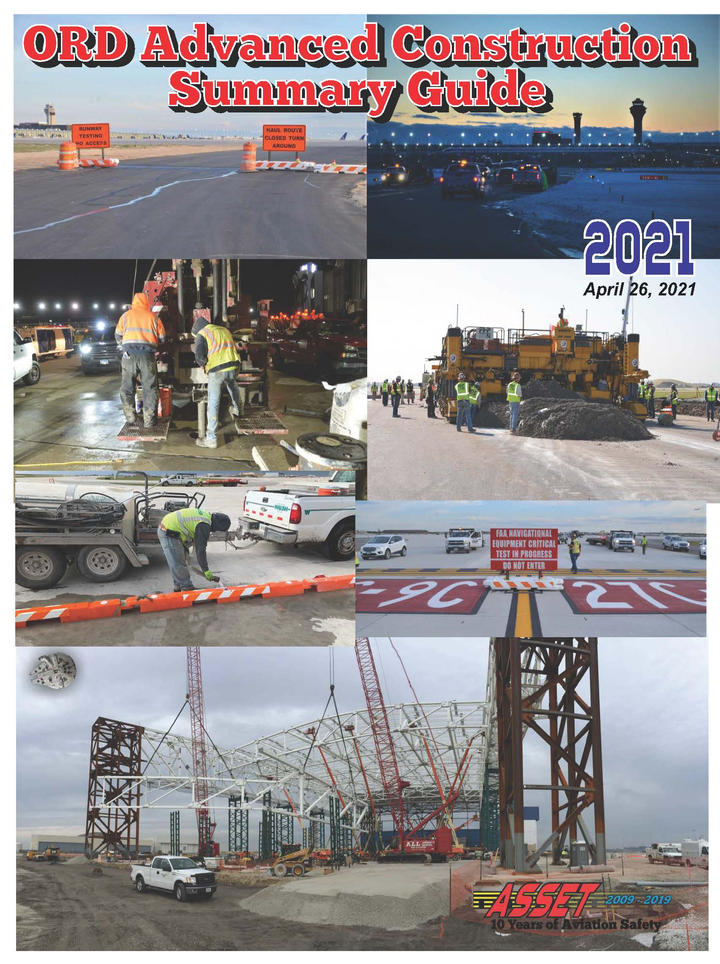 ORD Advanced Construction Summary Guide