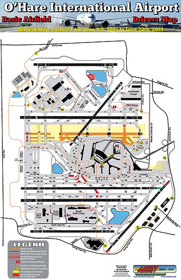 Airfield Basic Drivers Map June 4th, 202