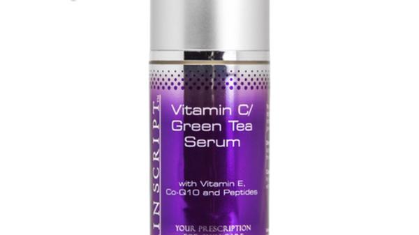 Skin Script Vitamin C/Green Tea Serum