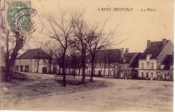 ST.-MENOUX-La-Place-(1907)