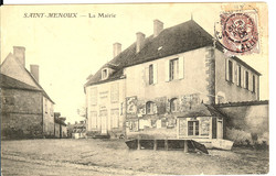 Carte-n°-28----La-Mairie-année-1906