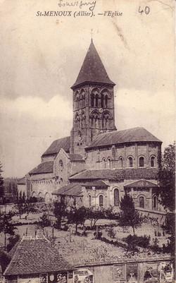 ST.-MENOUX-L'Eglise-(1917)