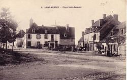 ST.-MENOUX-Place-de-la-Croix