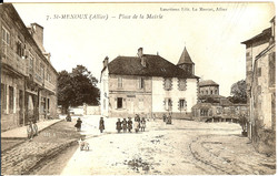 Carte-n°-31---La-Mairie-environ-1910
