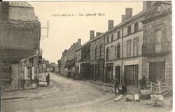 Carte-n°-26----La-Grand'Rue-environ-1925