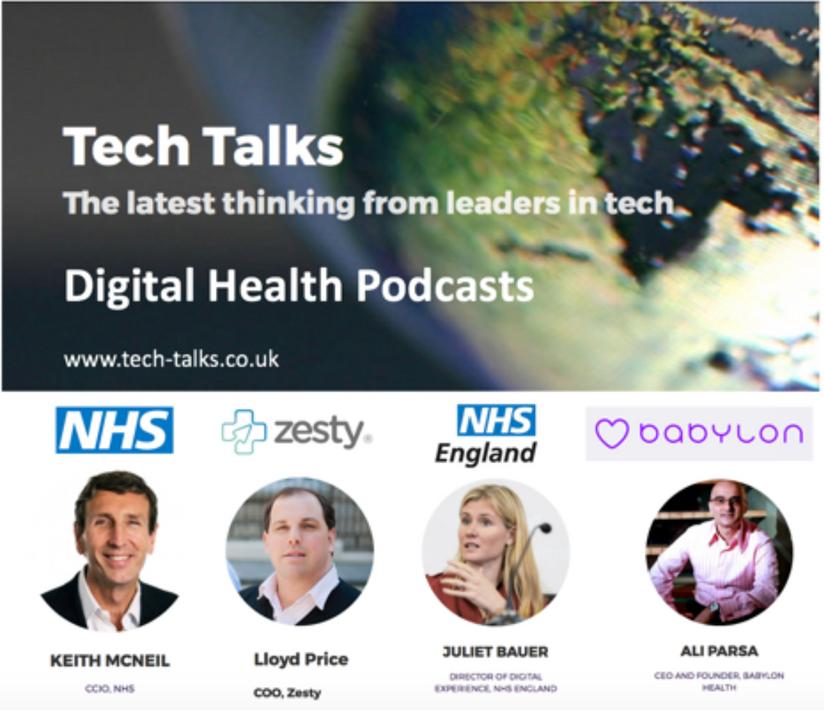Tech Talks : The Digital Health Series