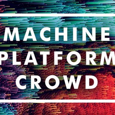 Machine Platform Crowd - the future of Healthcare?