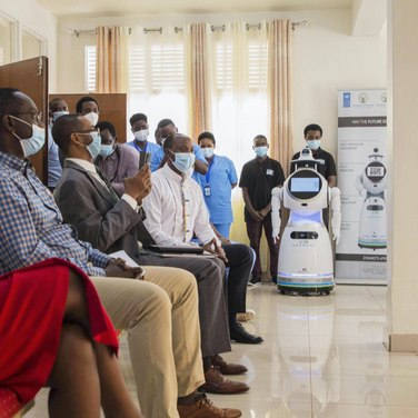 Rwanda : The Digital Health Pioneer, Part 2