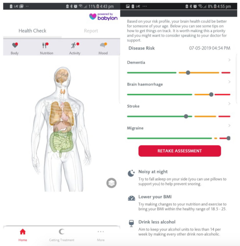 A Sneak Peek into Prudential's New AI Powered Health App, Pulse powered by Babylon