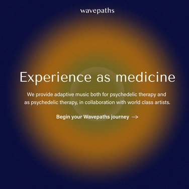 Wavepaths: merging science, psychotherapy and technology