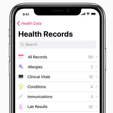 Will we see an Apple EHR or PHR in 2020?