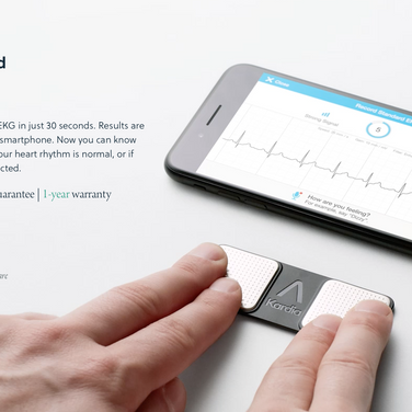 Digital Health Innovators, Pay Attention: AliveCor Just Became The Standard For Success