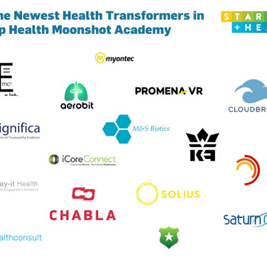 Meet the New Health Transformers Joining StartUp Health's Global Army of Entrepreneurs