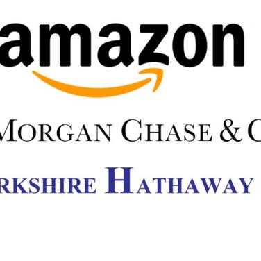 Amazon, Berkshire Hathaway and JPMorgan to Disrupt Healthcare with new Partnership