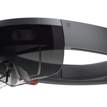 'HoloLens' in Healthcare - Hope or Hype?