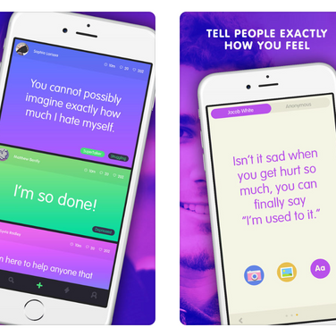 Talklife - a safe Social Network to get help and give help