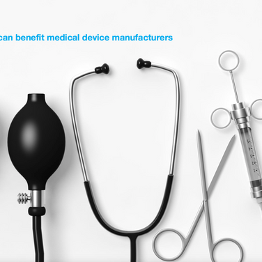 How digital health can benefit medical device manufacturers