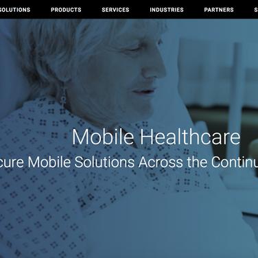 BlackBerry to help improve Digital infrastructure for Healthcare