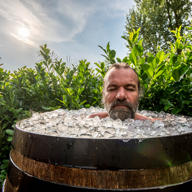 Hapbee Wearable Tech, Cold Therapy and the Health Benefits of the Wim Hof Method